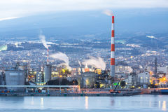 Shizuoka  industry Factory Royalty Free Stock Photography