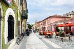 Shkoder, Albania Fotografie Stock
