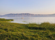 Shkoder Albania Europa del lago Immagine Stock