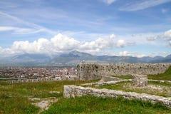 Shkoder Albania Royalty Free Stock Photography