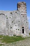 Shkoder Albanien Arkivbild