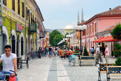 Shkodra Royalty Free Stock Photography