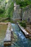 Shkurda River Stock Image