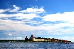 shlisselburg oreshek крепости Стоковые Фотографии RF