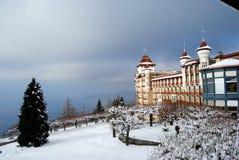 SHMS Swiss Hotel Management School Royalty Free Stock Photography