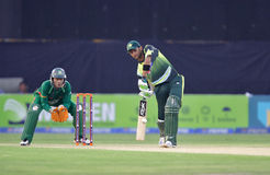 Shoaib Malik Royalty Free Stock Images