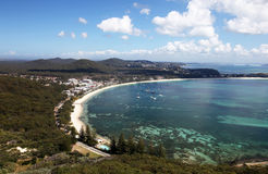 Shoal Bay - Australia Royalty Free Stock Photos