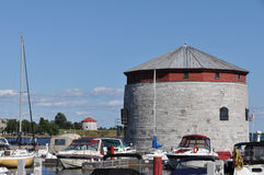 The Shoal Tower in Kingston, Canada Stock Photos