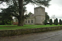 Shobdon-Kirche Stockfoto