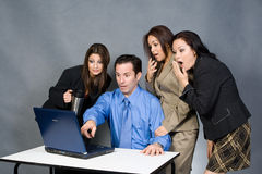 Shock. Ing news related in the internet stock photos