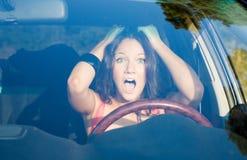 Shock Royalty Free Stock Photo