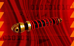Shock Absorber Stock Images