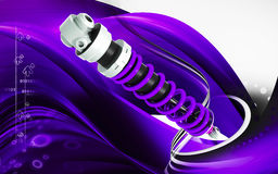 Shock Absorber Stock Photography