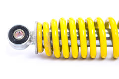 Shock absorber. Royalty Free Stock Photos