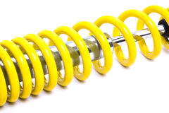 Shock absorber. Stock Images
