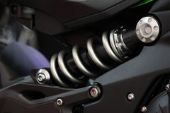 Shock Absorber Stock Photo