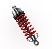 Shock absorbers Stock Photos