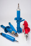 Shock-absorbers Royalty Free Stock Photography