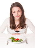 Shock diet. Royalty Free Stock Images