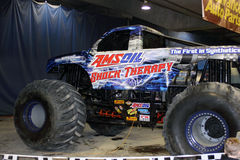 Shock Therapy Monster Jam 2011 Stock Images