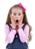Shocked Girl Stock Photos