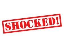 SHOCKED! Stock Image