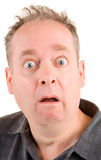 Shocked and Scared Stock Photography