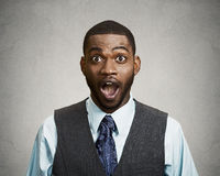 Free Shocked, Surprised Business Man Stock Images - 48009184