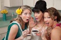 Shocked Women Royalty Free Stock Image