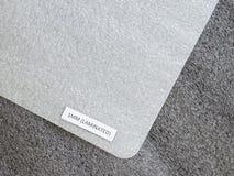 Shockproof material Polyethelene foam Royalty Free Stock Photos