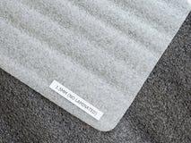 Shockproof material Polyethelene foam Stock Images