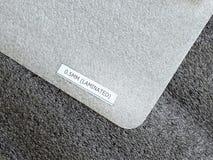 Shockproof material Polyethelene foam Stock Photos