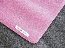 Shockproof material Polyethelene foam Stock Photo
