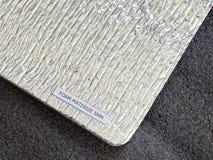 Shockproof material Polyethelene foam Stock Photography
