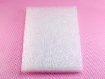 Shockproof material Polyethelene foam Royalty Free Stock Photography