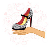 Shoe Royalty Free Stock Photos