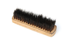 Shoe brush Stock Photo