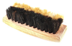 Shoe brush Stock Photography