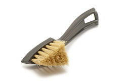 Shoe brush Royalty Free Stock Image