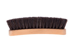 Shoe brush isolated Stock Image