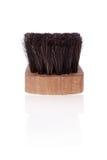 Shoe brush isolated Royalty Free Stock Photos