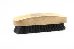 Shoe brush Royalty Free Stock Images