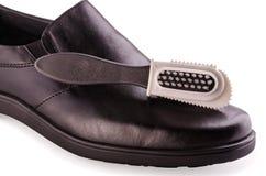 Shoe care Stock Photos