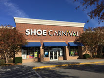Shoe Carnival store Stock Photos