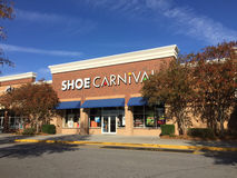 Shoe Carnival store Royalty Free Stock Images