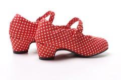Shoe craft Stock Image