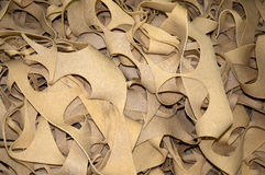 Shoe Factory - Para Rubber For Recycling Royalty Free Stock Photography