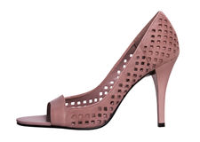 Shoe on high heel Royalty Free Stock Photos