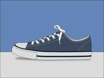 Shoe. Illustration of shoe and art Royalty Free Stock Photo