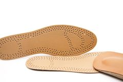 Shoe insole Royalty Free Stock Photography